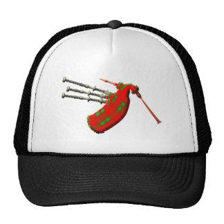 Dudelsack bagpipe trucker hats
