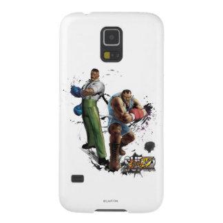 Dudley contra Balrog Funda Para Galaxy S5