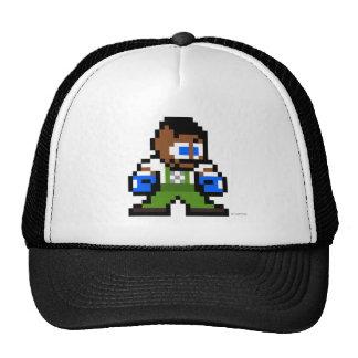 Dudley de 8 bits gorras de camionero