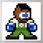 Dudley de 8 bits impresiones