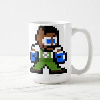 Dudley de 8 bits taza de café