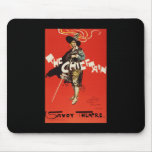 Dudley Hardy The Chieftain Savoy Theatre Mouse Pad