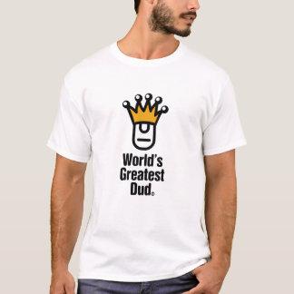 Dudley in Golden T-Shirt
