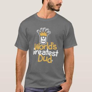 "Dudley ""Jumble"" Logo for Dark Apparel T-Shirt"