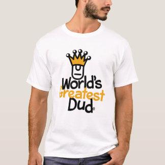 """Dudley """"Jumble"""" Logo for Light Apparel T-Shirt"""