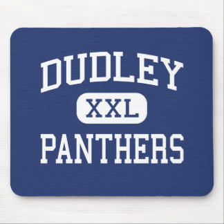 Dudley - Panthers - High - Greensboro Mouse Pad