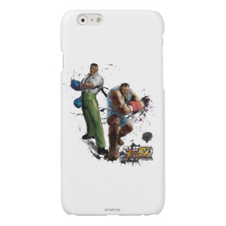 Dudley Vs. Balrog Glossy iPhone 6 Case