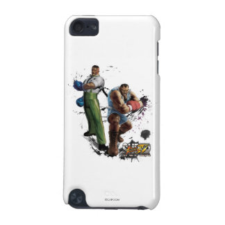 Dudley Vs. Balrog iPod Touch 5G Cover