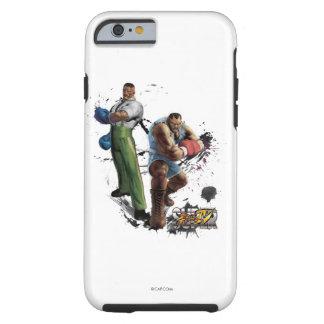 Dudley Vs. Balrog Tough iPhone 6 Case