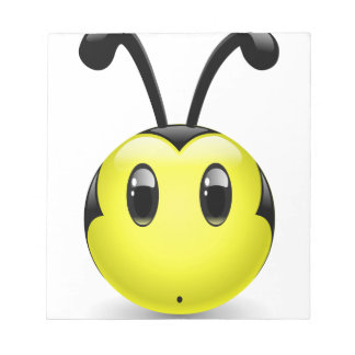 Dudu Bee do not have any idea Memo Note Pads
