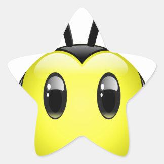 Dudu Bee do not have any idea Star Sticker