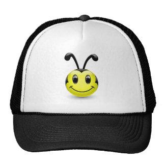 Dudu Bee Smiley Trucker Hat