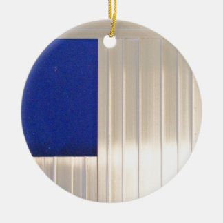 Due Collection metal by Roger Project Ceramic Ornament