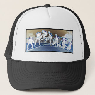 Due Date Progression Trucker Hat