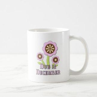 Due in December Expectant Mother Mug