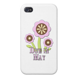 Due in May Expectant Mother Cases For iPhone 4
