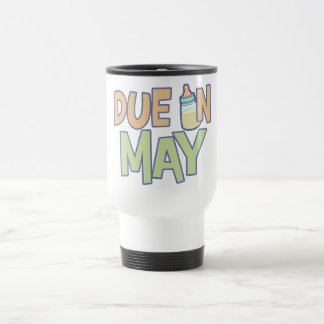 Due In May Coffee Mugs