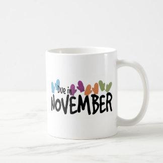 Due in November - Winter Mittens Coffee Mug
