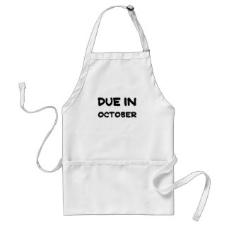 Due in October.png Adult Apron