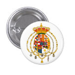 Due Sicilie Coat of Arms Pin