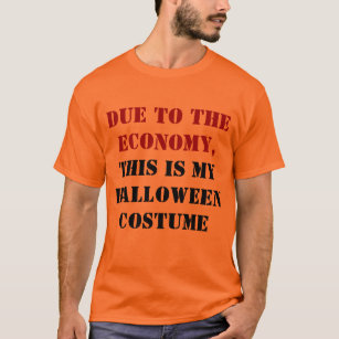 48cb040d This Is My Halloween Costume T-Shirts - T-Shirt Design & Printing ...