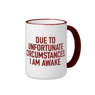 due to unfortunate circumstances... ringer mug