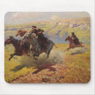 Duel, 1905 mouse pad