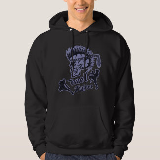 Duel, Battle, Kick Boxing and Muay Thai Hoodie