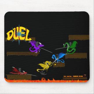 Duel Jousting Mousepad #1