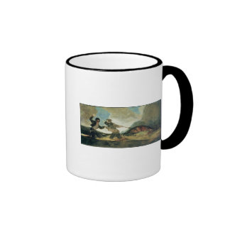 Duel with Clubs Mugs