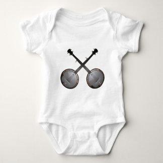 Dueling Banjos Baby Bodysuit