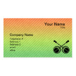 Dueling Banjos Double-Sided Standard Business Cards (Pack Of 100)