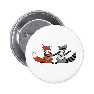 Dueling Banjos Pinback Button