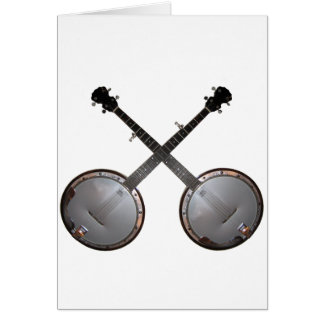 Dueling Banjos Card
