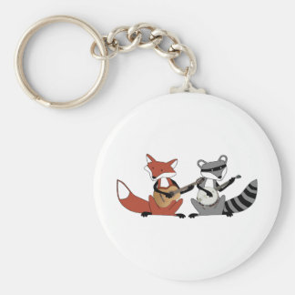 Dueling Banjos Key Chain
