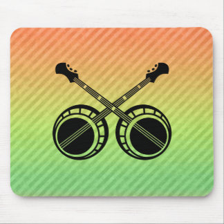 Dueling Banjos Mouse Pads