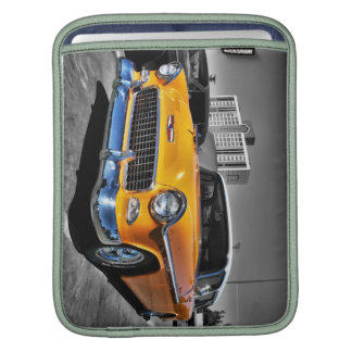 Dueling Chevys iPad Sleeves