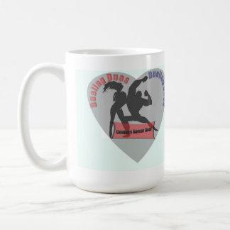 Dueling Duos Coffee Mug