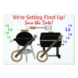 Dueling Grills ! SRF Personalized Invitation