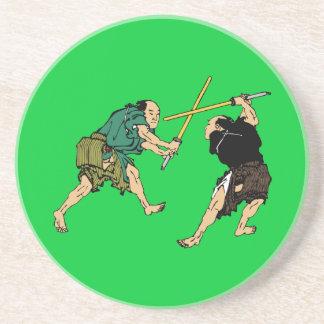 Dueling Samurai Coaster