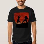 Dueling Samurai T-Shirt