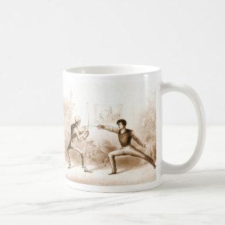 Dueling with Death mug