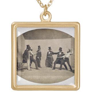 Duelling (photo) pendants