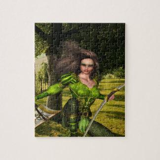 Duende de Archer Puzzles Con Fotos