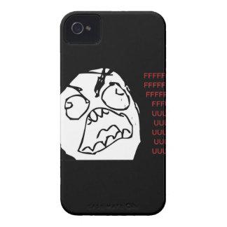 Duende de la rabia Case-Mate iPhone 4 cobertura