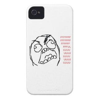 Duende de la rabia iPhone 4 protector