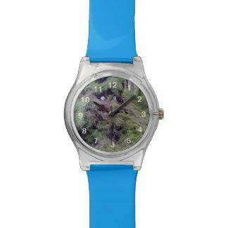 Duende del bosque reloj