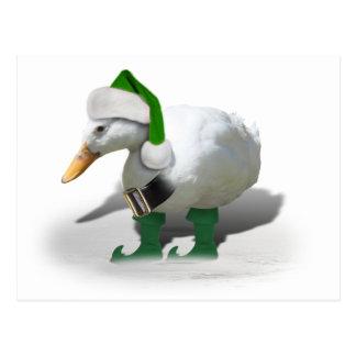 Duende Ducky Tarjetas Postales
