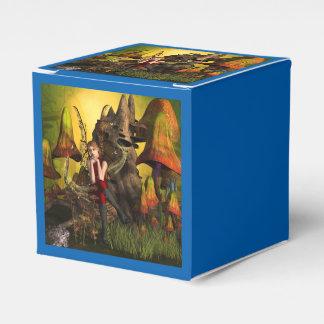 Duende hermoso caja para regalo de boda