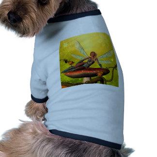 Duende hermoso ropa perro